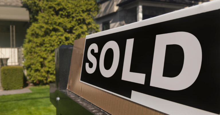 Booming Housing Market causing shortage of homes on the market. Sold home.