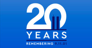 20th Anniversary Remembering 9/11